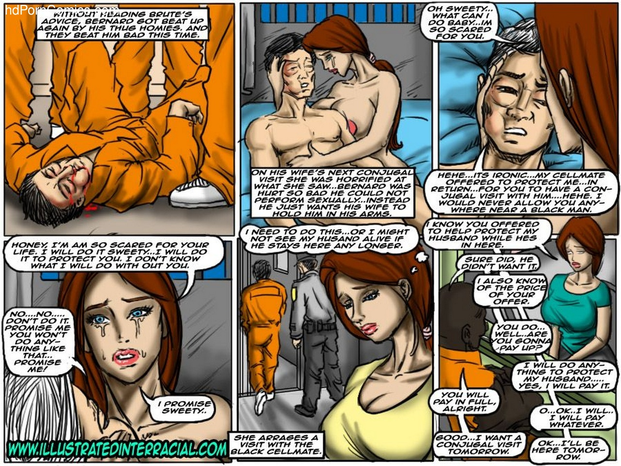 free black sex comics